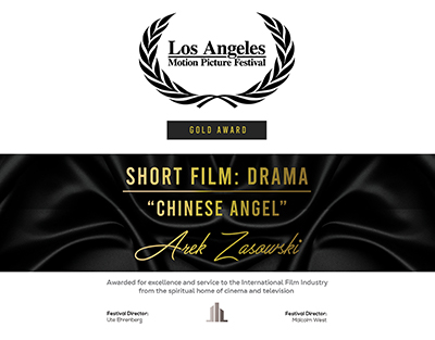 Gold Award – Short Film: Drama – Los Angeles Motion Picture Festival