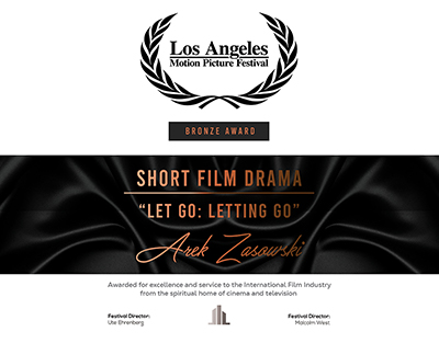Short Film Drama – Bronze Award – Los Angeles Motion Picture Festival