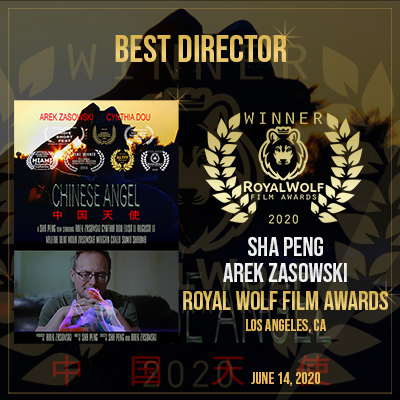Best Director – May 2020 – Royal Wolf Film Awards