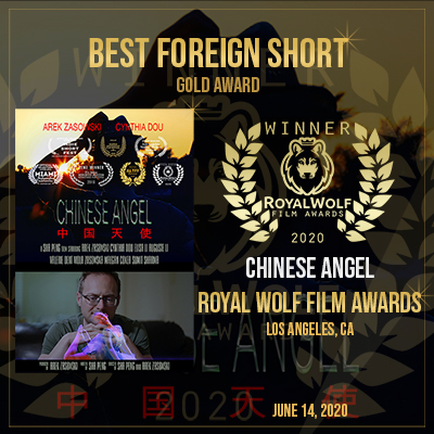 Best Foreign Short – May 2020 – Royal Wolf Film Awards